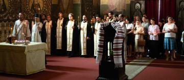 Pomenirea Arhiepiscopului Antim Nica al Dunării de Jos