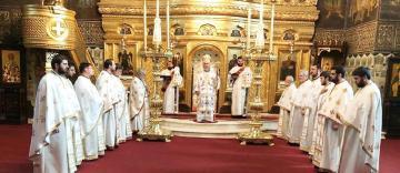 24 ani de la momentul întronizării ca episcop titular a Chiriarhului Dunării de Jos
