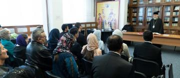 Cinci tineri teologi au primit binecuvântare pentru căsătorie