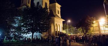 """Icoana Maicii Domnului de la Mănăstirea Adam a ajuns în parohia """"Sfânta Ana"""""""