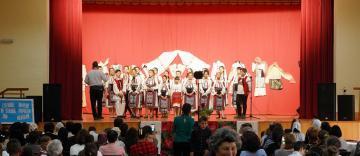Concert dedicat Zilei Naționale a Portului Tradițional în Eparhia Dunării de Jos