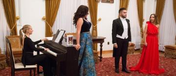 Concert de muzică clasică la Galaţi