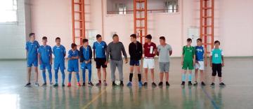"""Ediția a V-a a concursul de fotbal """"Tinerețe și credință"""", din cadrul Protoieriei Nicorești"""