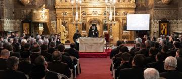 Conferinţa preoţească semestrială a slujitorilor din Arhiepiscopia Dunării de Jos