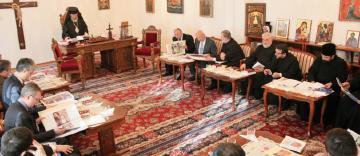Întrunirea Consiliului Eparhial al Arhiepiscopiei Dunării de Jos