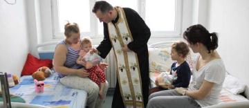 Acţiuni social-filantropice la Duminica Sfintei Cruci