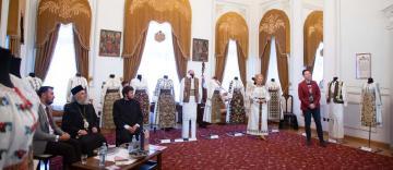 Expoziţie la Muzeul eparhial din Galaţi