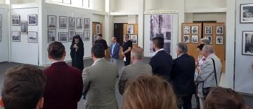 Vernisajul expoziţiei foto-documentare Constantin Brâncuşi la Muzeul Istoriei, Culturii şi Spiritualităţii Creştine de la Dunărea de Jos