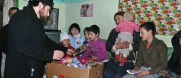 """""""Fii bucuria unui copil"""" – program social-filantropic în parohia Ianca I"""