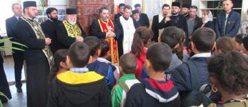 Proiectul de reparare, renovare şi dotare a unei şcoli nevoiaşe din Protopopiatul Nicoreşti