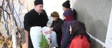 Programe filantropice în apropierea Praznicului Naşterii Domnului