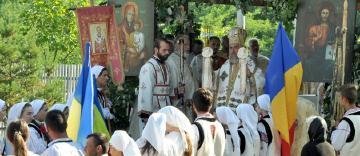 Sfinţii Martiri Brâncoveni prăznuiţi la Mănăstirea Cârlomăneşti din judeţul Galaţi