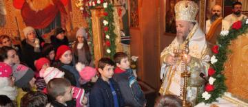 Prăznuirea Sfântului Cuvios Antonie cel Mare la Galaţi
