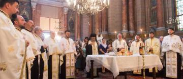 Sfinţii Apostoli Petru şi Pavel sărbătoriţi la Brăila şi Galaţi