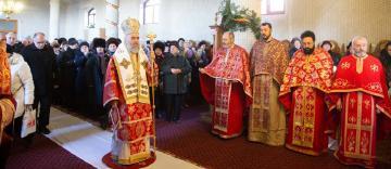 Sfânta Muceniţă Filofteia sărbătorită la Galaţi