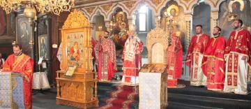 Sfântul Ioan Botezătorul prăznuit în municipiul Brăila