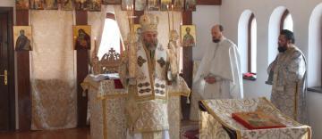 Sfântul Ioan Gură de Aur a fost prăznuit la Centrul Eparhial