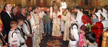 Slujire arhierească şi bucurie duhovnicească pentru credincioşii tecuceni