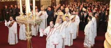 Praznicul Naşterii Domnului la Galaţi