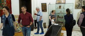 Noaptea Europeană a Muzeelor la Muzeul eparhial din Galați