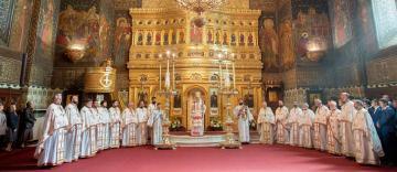 Nouă ani de la ridicarea Eparhiei Dunării de Jos la rang de Arhiepiscopie