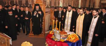 Omagierea poetului Mihai Eminescu la Galaţi