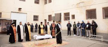 Activităţi liturgice, cultural-educaţionale şi social-filantropice la Penitenciarele Brăila şi Tichileşti