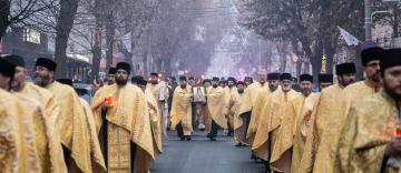 """""""Pelerini pe cărările sfinţilor"""" în municipiul Brăila"""