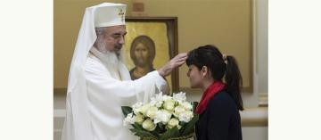 Părintele Patriarh Daniel mulţumeşte femeilor creştine care cultivă şi mărturisesc credinţa în Hristos