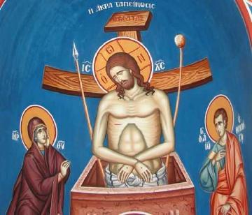 Jugul ușor al lui Hristos și jugul greu al patimilor