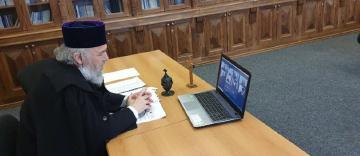 Ierarhul şi clericii din Arhiepiscopia Dunării de Jos achiziţionează aparatură medicală pentru Spitalele din Galaţi, Brăila şi Tecuci