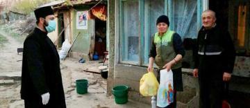 Activități social-filantropice în Protopopiatul Covurlui