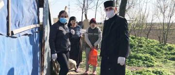 Activitate filantropică în Parohia Radu Vodă din Protoieria Însurăței, judeţul Brăila
