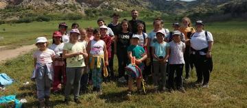 Excursie pentru copiii unui centru social din Galaţi