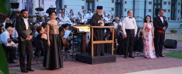 Concert-spectacol la Muzeul eparhial din Galaţi