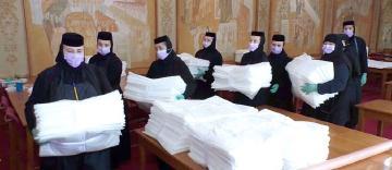 Biserica a intensificat rugăciunea şi acţiunea. Peste 7 mil. de lei pentru ajutorarea celor afectați de pandemie