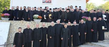Conferinţă pastoral-administrativă în cadrul Protopopiatului Galaţi