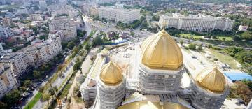 Catedrala Naţională este ridicată în memoria celor mai frumoși oameni din istoria poporului nostru, spune Vasile Bănescu