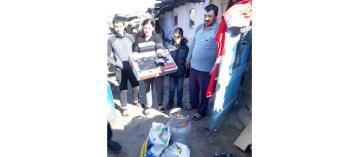 Daruri pentru familii nevoiașe cu mulți copii din municipiul Brăila