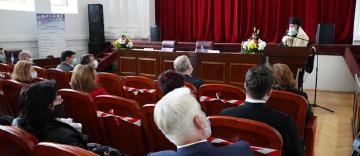 """Deschiderea solemnă a cursurilor noului an universitar la Universitatea """"Dunărea de Jos"""" din Galaţi"""