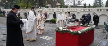 Deschiderea oficială a sărbătorii Sfântului Apostol Andrei la Catedrala Arhiepicopală din Galaţi