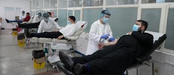 Preoţii şi credincioşii brăileni au donat sânge şi plasmă convalescentă Covid-19
