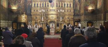 Duminica a 16-a după Rusalii la Catedrala Arhiepiscopală din Galaţi