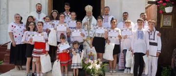 Prăznuirea Sfântului Proroc Ilie în Arhiepiscopia Dunării de Jos