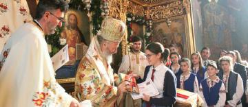Cinstirea Sfinţilor Trei Ierarhi în Arhiepiscopia Dunării de Jos