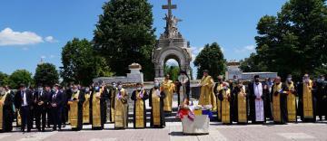 Ziua Eroilor în Arhiepiscopia Dunării de Jos