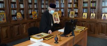 O nouă întrunire cu elevii participanţi la concursul prilejuit de Duminica Ortodoxiei