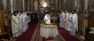 """Revedere după 20 de ani la Seminarul Teologic """"Sf. Ap. Andrei"""" din Galaţi"""