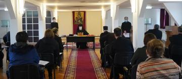 Şedinţa anuală a Casei de Ajutor Reciproc din Arhiepiscopia Dunării de Jos