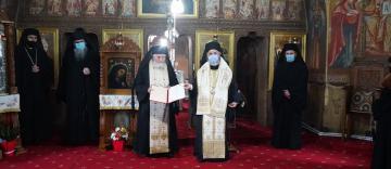 Sinaxă monahală în Arhiepiscopia Dunării de Jos